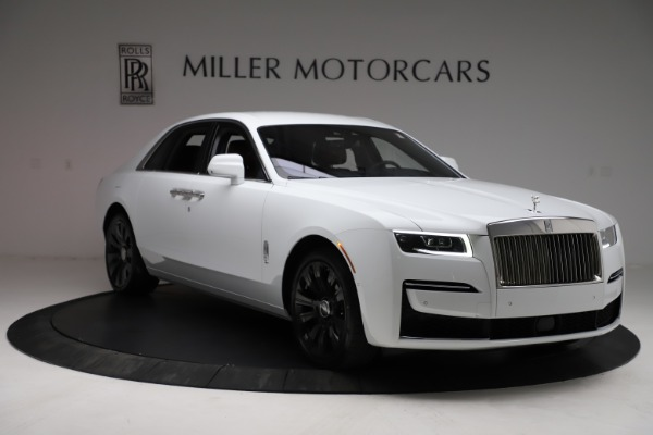 New 2021 Rolls-Royce Ghost for sale Call for price at Alfa Romeo of Greenwich in Greenwich CT 06830 12