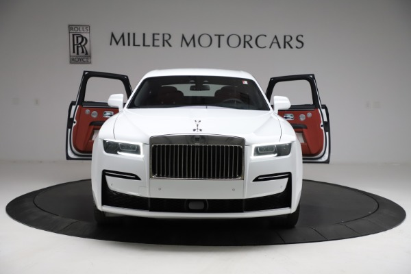 New 2021 Rolls-Royce Ghost for sale Call for price at Alfa Romeo of Greenwich in Greenwich CT 06830 13