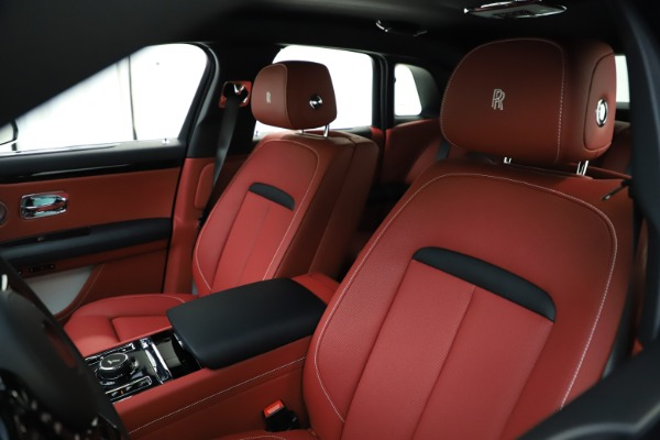 New 2021 Rolls-Royce Ghost for sale Call for price at Alfa Romeo of Greenwich in Greenwich CT 06830 14