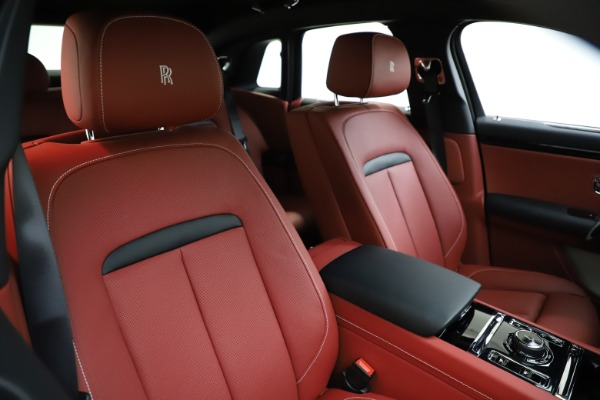 New 2021 Rolls-Royce Ghost for sale Call for price at Alfa Romeo of Greenwich in Greenwich CT 06830 15