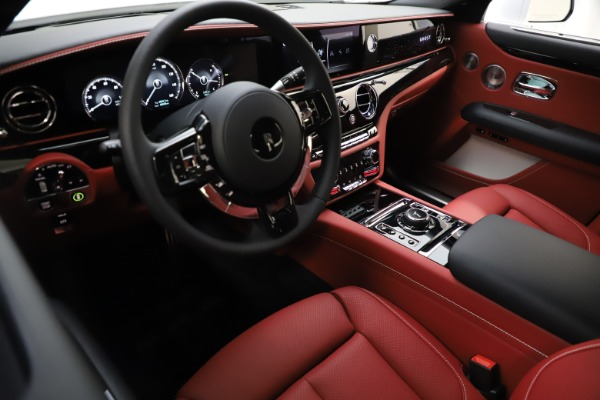 New 2021 Rolls-Royce Ghost for sale Call for price at Alfa Romeo of Greenwich in Greenwich CT 06830 16