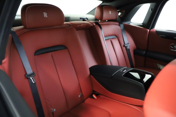 New 2021 Rolls-Royce Ghost for sale Call for price at Alfa Romeo of Greenwich in Greenwich CT 06830 18