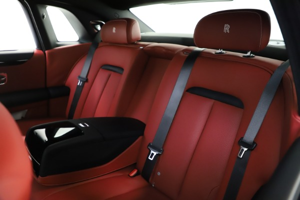 New 2021 Rolls-Royce Ghost for sale Call for price at Alfa Romeo of Greenwich in Greenwich CT 06830 19
