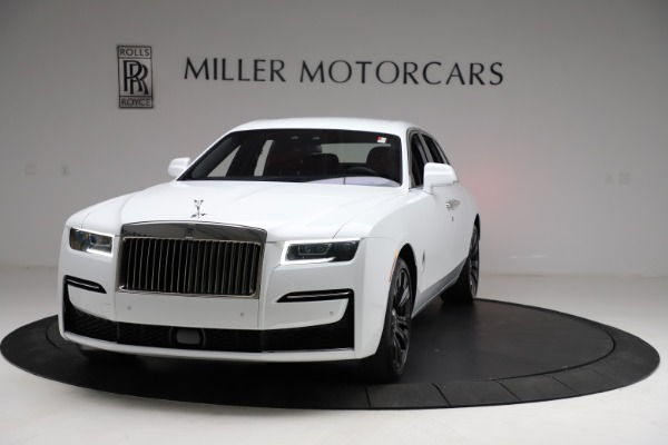 New 2021 Rolls-Royce Ghost for sale $390,400 at Alfa Romeo of Greenwich in Greenwich CT 06830 2