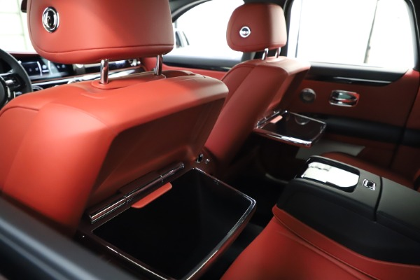 New 2021 Rolls-Royce Ghost for sale Call for price at Alfa Romeo of Greenwich in Greenwich CT 06830 21