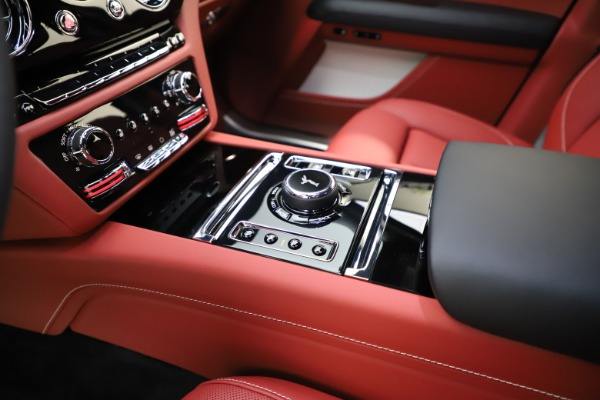 New 2021 Rolls-Royce Ghost for sale Call for price at Alfa Romeo of Greenwich in Greenwich CT 06830 24