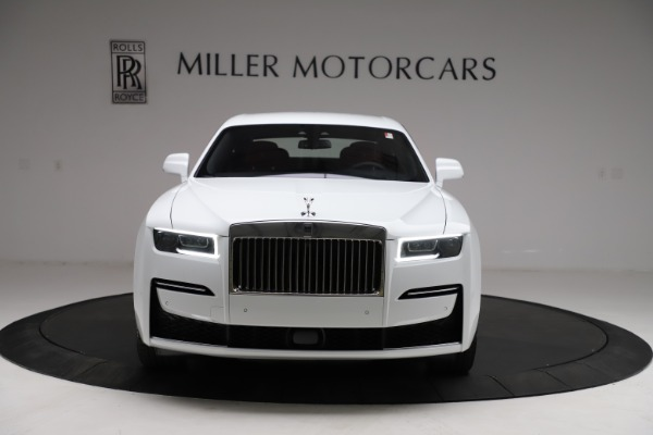 New 2021 Rolls-Royce Ghost for sale $390,400 at Alfa Romeo of Greenwich in Greenwich CT 06830 3