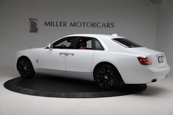 New 2021 Rolls-Royce Ghost for sale $390,400 at Alfa Romeo of Greenwich in Greenwich CT 06830 5