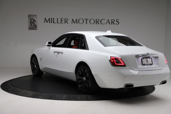 New 2021 Rolls-Royce Ghost for sale $390,400 at Alfa Romeo of Greenwich in Greenwich CT 06830 6