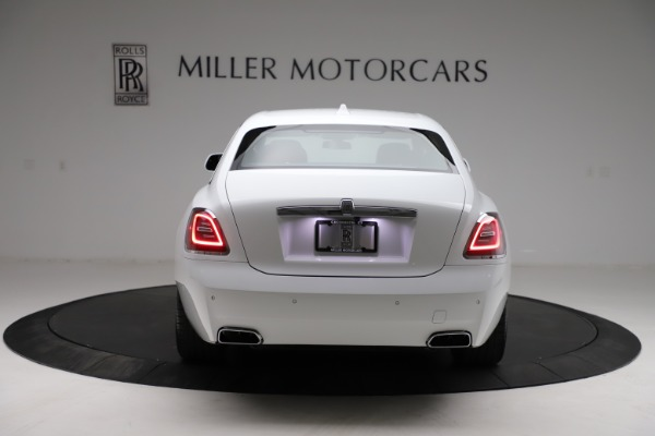 New 2021 Rolls-Royce Ghost for sale $390,400 at Alfa Romeo of Greenwich in Greenwich CT 06830 7