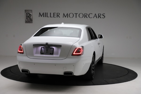 New 2021 Rolls-Royce Ghost for sale $390,400 at Alfa Romeo of Greenwich in Greenwich CT 06830 8