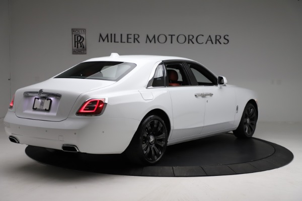 New 2021 Rolls-Royce Ghost for sale Call for price at Alfa Romeo of Greenwich in Greenwich CT 06830 9