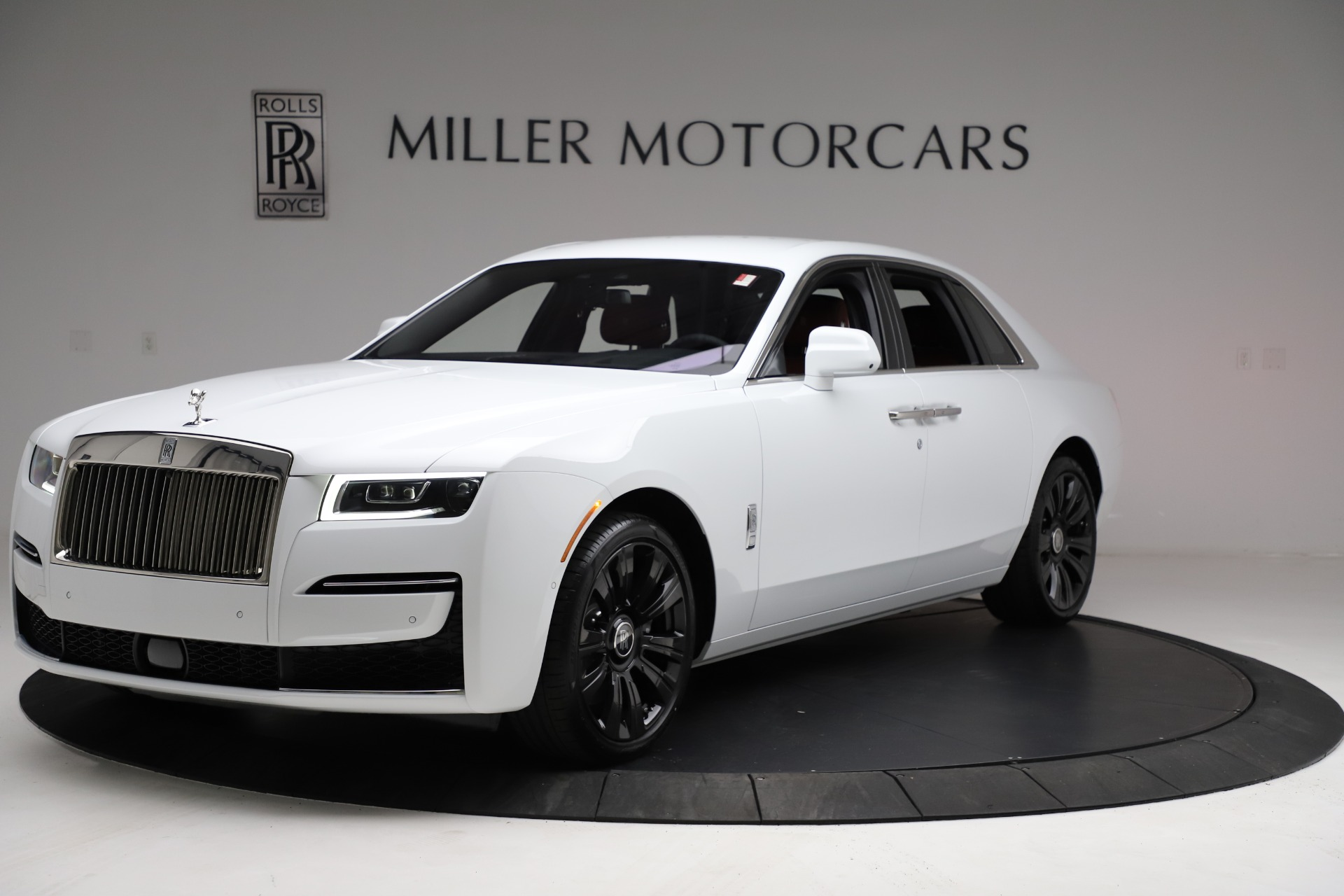 New 2021 Rolls-Royce Ghost for sale $390,400 at Alfa Romeo of Greenwich in Greenwich CT 06830 1