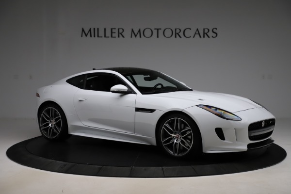 Used 2016 Jaguar F-TYPE R for sale Sold at Alfa Romeo of Greenwich in Greenwich CT 06830 10