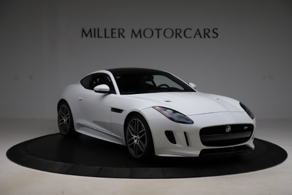 Used 2016 Jaguar F-TYPE R for sale Sold at Alfa Romeo of Greenwich in Greenwich CT 06830 11