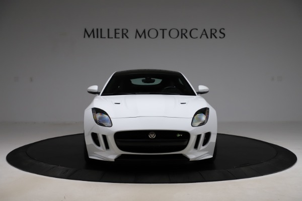 Used 2016 Jaguar F-TYPE R for sale Sold at Alfa Romeo of Greenwich in Greenwich CT 06830 12