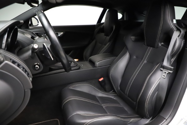 Used 2016 Jaguar F-TYPE R for sale Sold at Alfa Romeo of Greenwich in Greenwich CT 06830 15