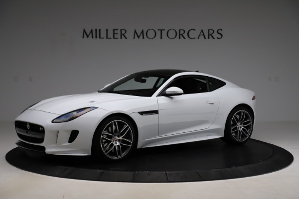 Used 2016 Jaguar F-TYPE R for sale Sold at Alfa Romeo of Greenwich in Greenwich CT 06830 2