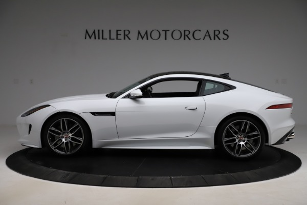 Used 2016 Jaguar F-TYPE R for sale Sold at Alfa Romeo of Greenwich in Greenwich CT 06830 3