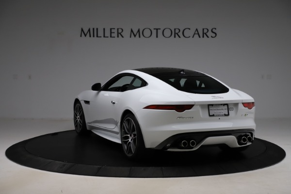 Used 2016 Jaguar F-TYPE R for sale Sold at Alfa Romeo of Greenwich in Greenwich CT 06830 5