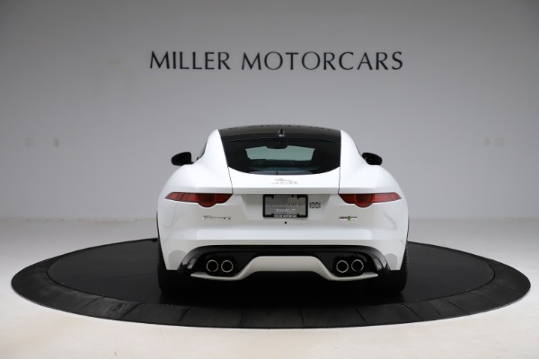 Used 2016 Jaguar F-TYPE R for sale Sold at Alfa Romeo of Greenwich in Greenwich CT 06830 6