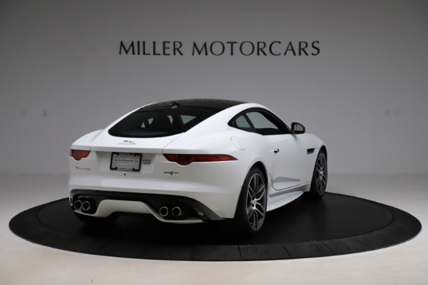 Used 2016 Jaguar F-TYPE R for sale Sold at Alfa Romeo of Greenwich in Greenwich CT 06830 7