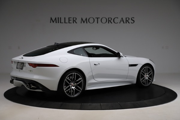 Used 2016 Jaguar F-TYPE R for sale Sold at Alfa Romeo of Greenwich in Greenwich CT 06830 8