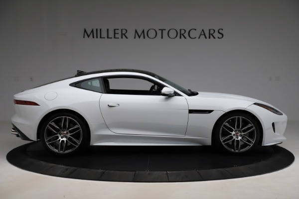 Used 2016 Jaguar F-TYPE R for sale Sold at Alfa Romeo of Greenwich in Greenwich CT 06830 9