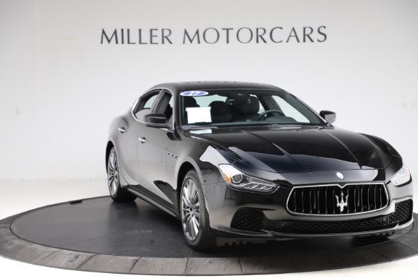 Used 2017 Maserati Ghibli S Q4 for sale $44,900 at Alfa Romeo of Greenwich in Greenwich CT 06830 11