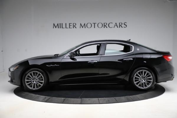 Used 2017 Maserati Ghibli S Q4 for sale $44,900 at Alfa Romeo of Greenwich in Greenwich CT 06830 3