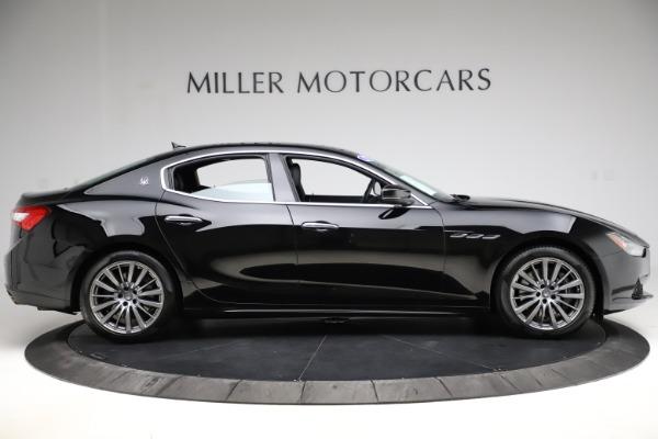 Used 2017 Maserati Ghibli S Q4 for sale $44,900 at Alfa Romeo of Greenwich in Greenwich CT 06830 9