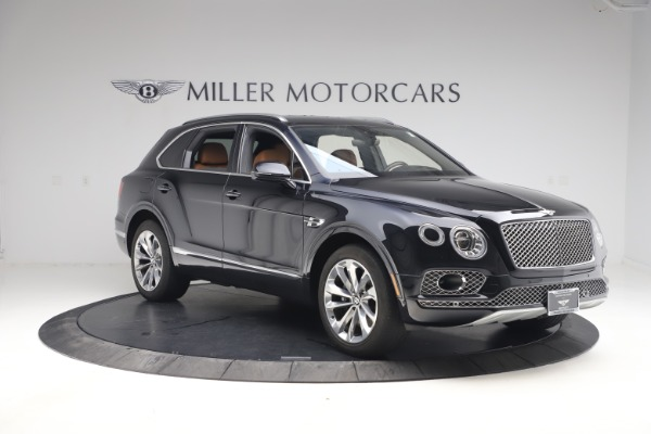 Used 2017 Bentley Bentayga W12 for sale $126,900 at Alfa Romeo of Greenwich in Greenwich CT 06830 12
