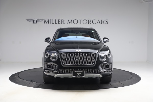 Used 2017 Bentley Bentayga W12 for sale $126,900 at Alfa Romeo of Greenwich in Greenwich CT 06830 13