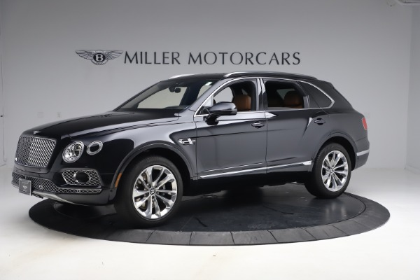 Used 2017 Bentley Bentayga W12 for sale $126,900 at Alfa Romeo of Greenwich in Greenwich CT 06830 2
