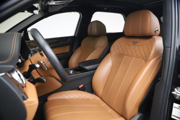 Used 2017 Bentley Bentayga W12 for sale $126,900 at Alfa Romeo of Greenwich in Greenwich CT 06830 20