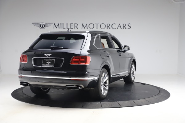 Used 2017 Bentley Bentayga W12 for sale $126,900 at Alfa Romeo of Greenwich in Greenwich CT 06830 7
