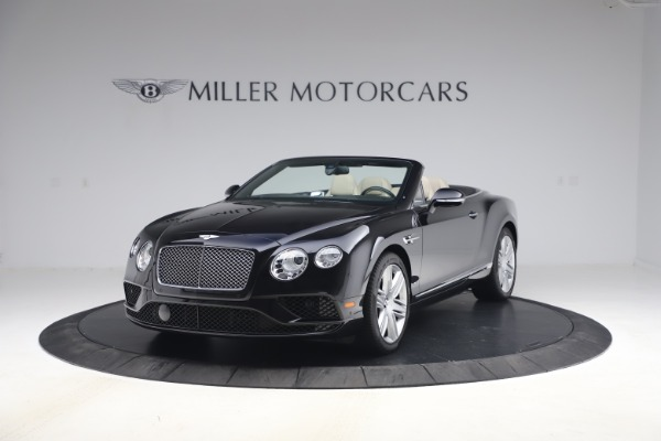 Used 2016 Bentley Continental GT W12 for sale $149,900 at Alfa Romeo of Greenwich in Greenwich CT 06830 1