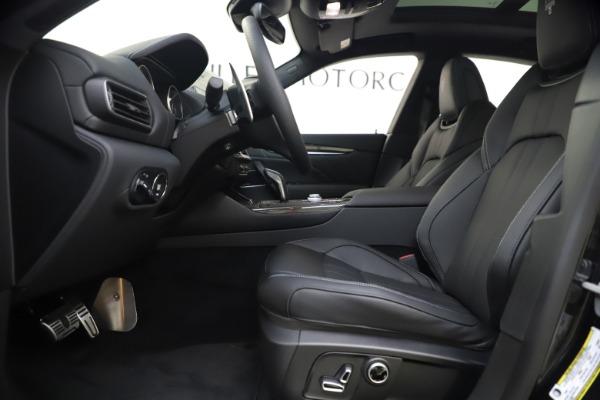 New 2021 Maserati Levante S Q4 GranSport for sale $107,135 at Alfa Romeo of Greenwich in Greenwich CT 06830 14