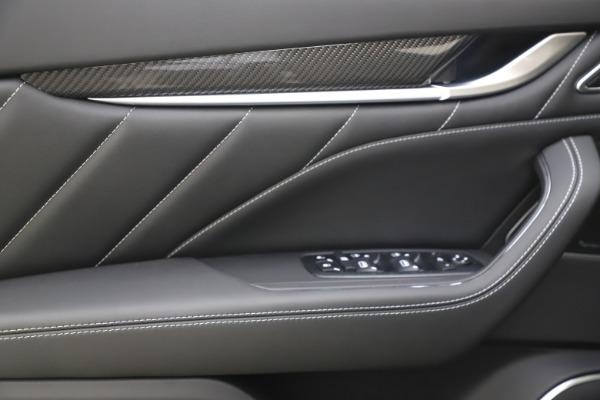 New 2021 Maserati Levante S Q4 GranSport for sale $107,135 at Alfa Romeo of Greenwich in Greenwich CT 06830 18