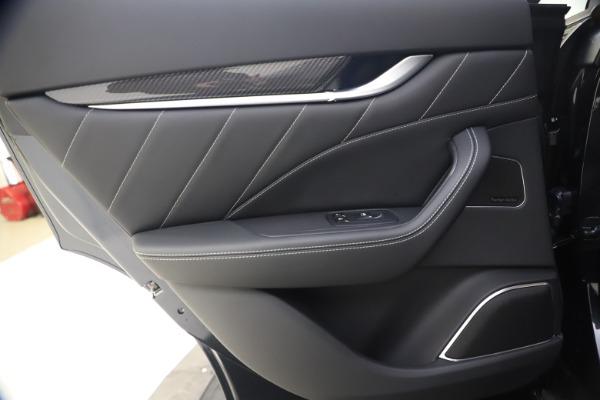 New 2021 Maserati Levante S Q4 GranSport for sale $107,135 at Alfa Romeo of Greenwich in Greenwich CT 06830 22
