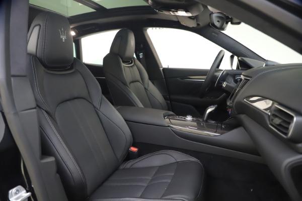 New 2021 Maserati Levante S Q4 GranSport for sale $107,135 at Alfa Romeo of Greenwich in Greenwich CT 06830 23