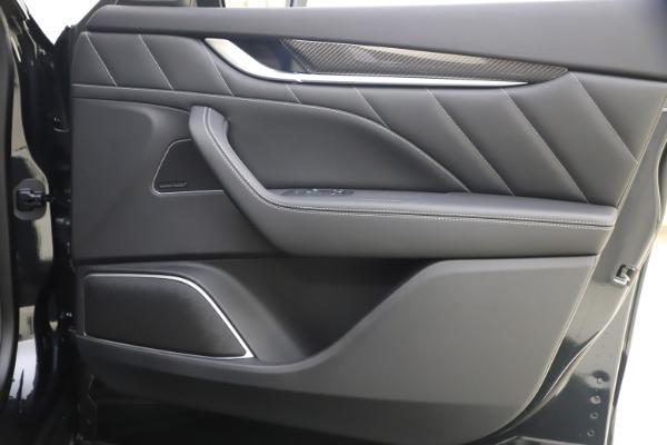 New 2021 Maserati Levante S Q4 GranSport for sale $107,135 at Alfa Romeo of Greenwich in Greenwich CT 06830 26