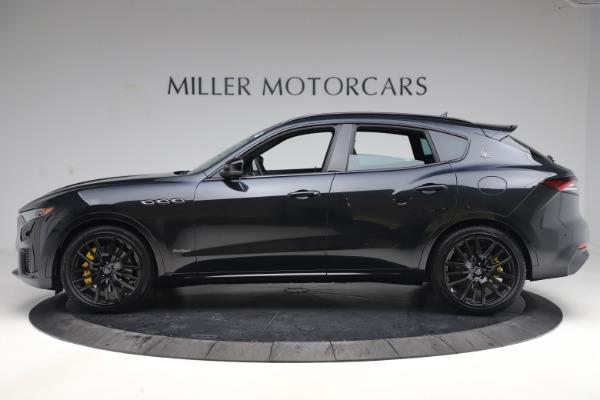 New 2021 Maserati Levante S Q4 GranSport for sale $107,135 at Alfa Romeo of Greenwich in Greenwich CT 06830 3
