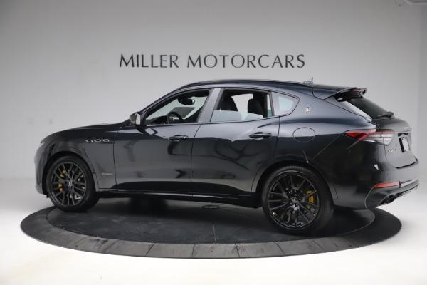New 2021 Maserati Levante S Q4 GranSport for sale $107,135 at Alfa Romeo of Greenwich in Greenwich CT 06830 4