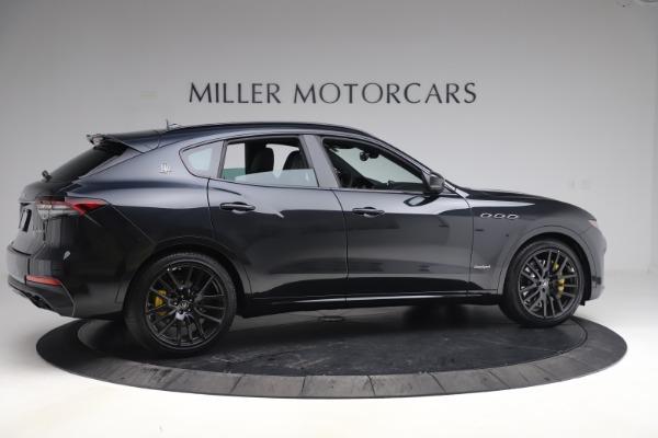 New 2021 Maserati Levante S Q4 GranSport for sale $107,135 at Alfa Romeo of Greenwich in Greenwich CT 06830 8
