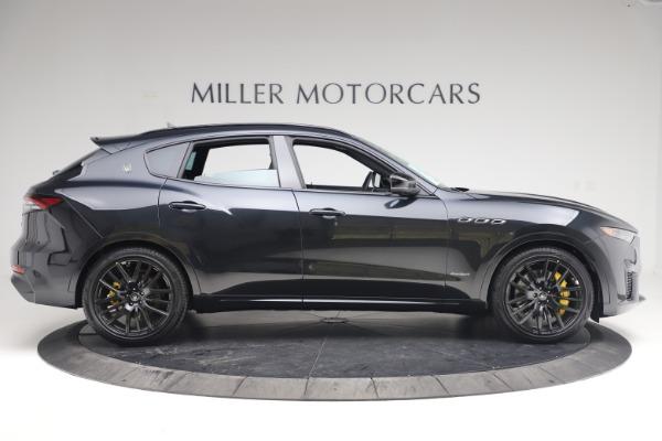 New 2021 Maserati Levante S Q4 GranSport for sale $107,135 at Alfa Romeo of Greenwich in Greenwich CT 06830 9