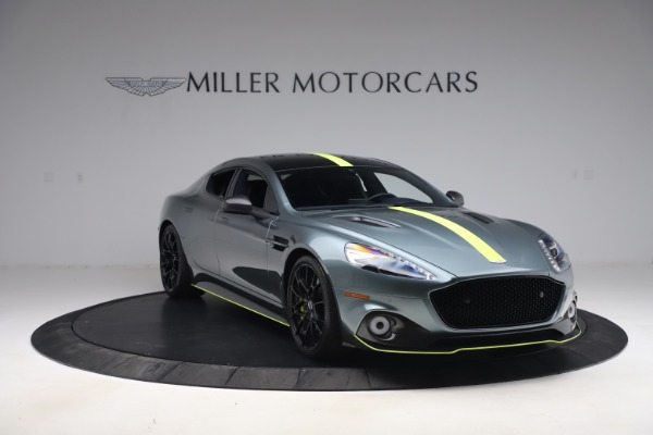 Used 2019 Aston Martin Rapide AMR for sale $187,900 at Alfa Romeo of Greenwich in Greenwich CT 06830 10
