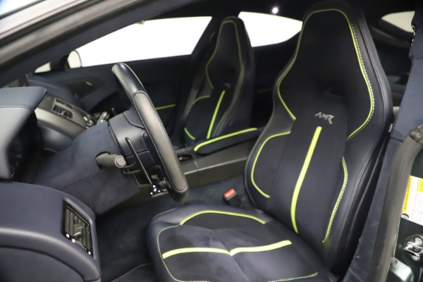 Used 2019 Aston Martin Rapide AMR Sedan for sale $187,900 at Alfa Romeo of Greenwich in Greenwich CT 06830 14