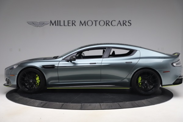 Used 2019 Aston Martin Rapide AMR Sedan for sale $187,900 at Alfa Romeo of Greenwich in Greenwich CT 06830 2