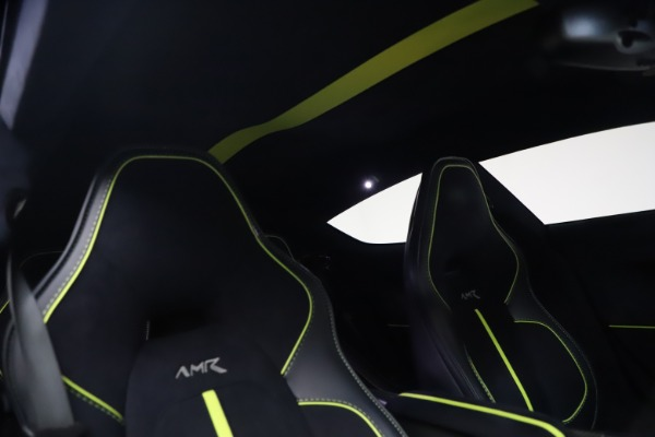 Used 2019 Aston Martin Rapide AMR for sale $187,900 at Alfa Romeo of Greenwich in Greenwich CT 06830 23